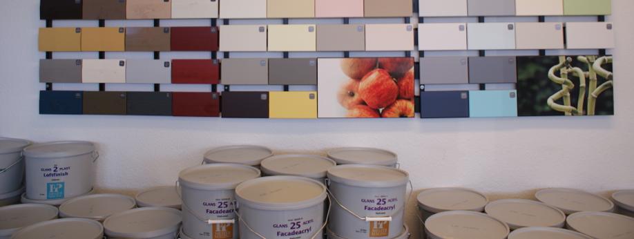 Er du gør-det-selv mand? Så kan du købe din maling via os - klik her for køb af maling!